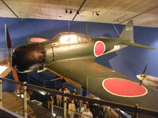 National Air and Space Museum: Mitsubishi A6M5 Zero