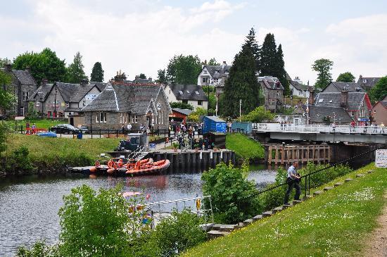 Inverness, UK : Loch system
