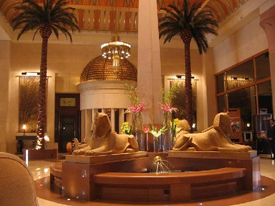 InterContinental Cairo Citystars: Lobby entrance