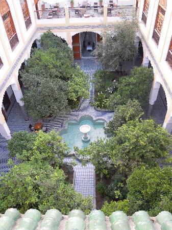 Palais Amani: The garden