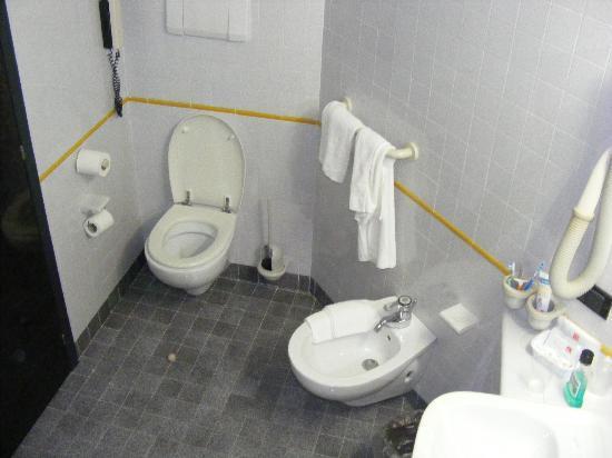 Leonardo Da Vinci Hotel : bathroom