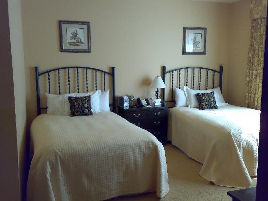 Hotel Granduca Houston: Schlafzimmer
