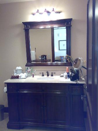 Hotel Granduca Houston: Bad