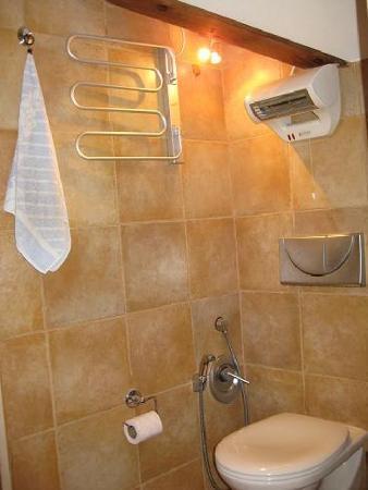 Dekel Guesthouse - Ramat Gan: Bathroom
