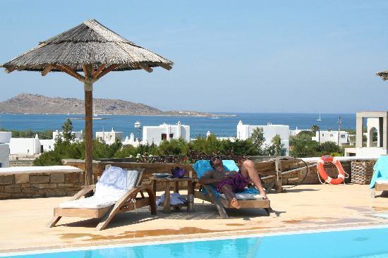 Anemoi Resort: vue sur la mer impeccable