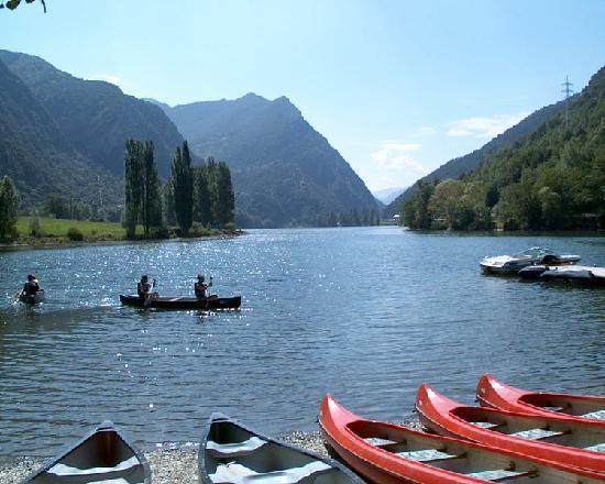 La Guingueta d'Aneu, Spagna: Lago de La Torrassa