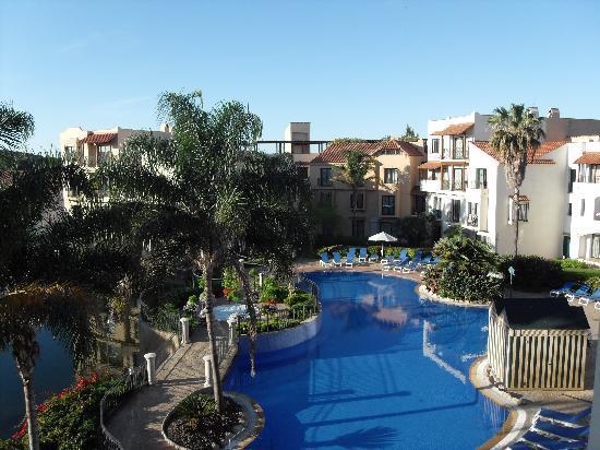 PortAventura Hotel PortAventura: View from room 3275