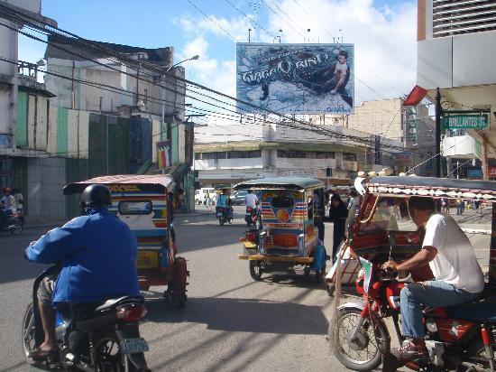 Zamboanga City Hall: best mode of transportation in Zamboanga City