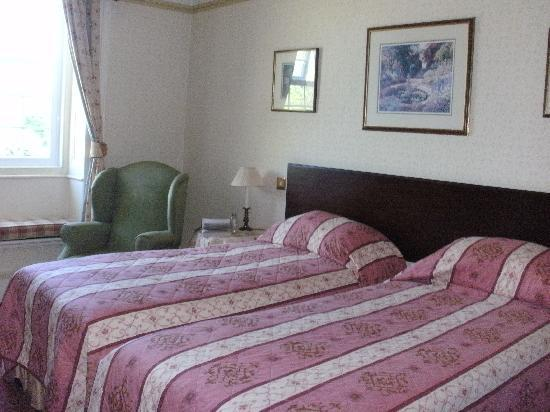 Bay Eden Arms Hotel: Standard Twin bedroom
