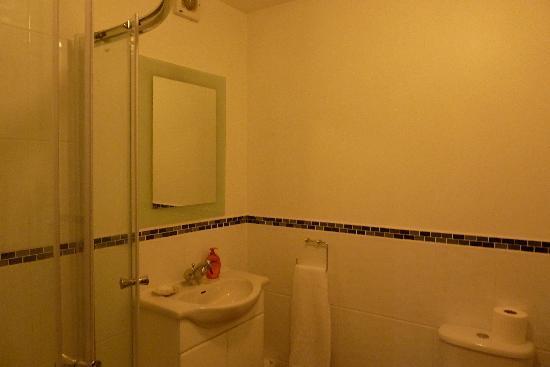 Helen's Bed & Breakfast: Lovely clean shower room