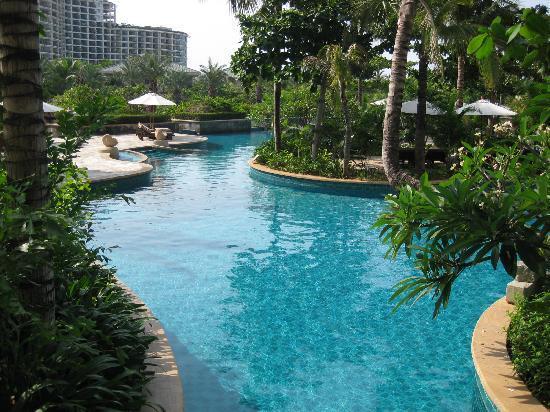 Howard Johnson Resort Sanya Bay: Paradise Pool