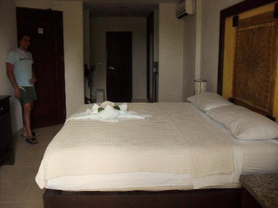 Hotel Kinich: lettone