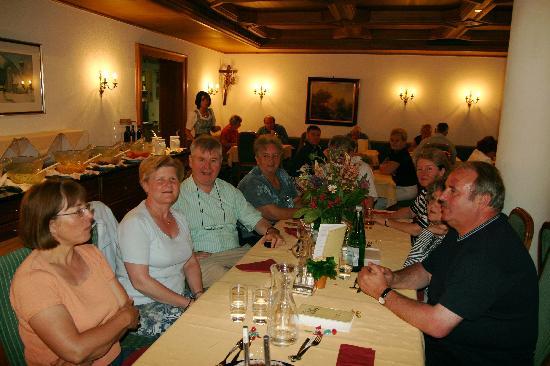 Grieshof Hotel: SALLE A MANGER
