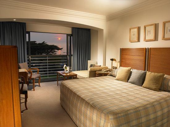 The Atlantic Hotel: Ocean View bedroom