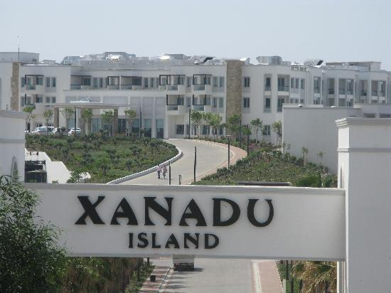Xanadu Island Hotel: Inkom Hotel