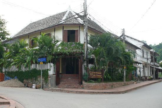 Villa Laodeum: Entrance