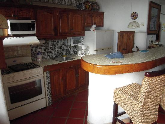Vallarta Shores: Kitchen