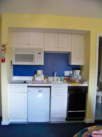 Plantation Resort: Mini Kitchen area