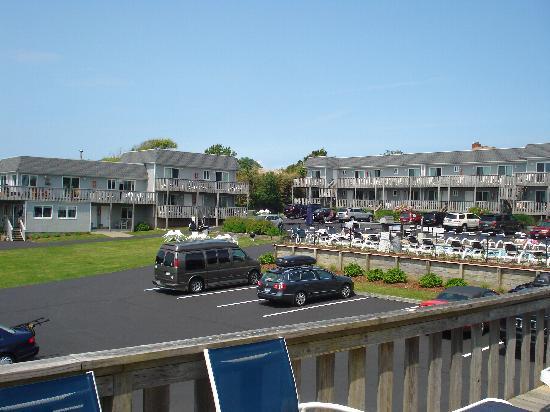 Hartman's Briney Breezes Motel: Motel