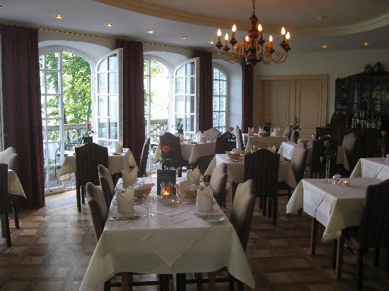 Landhaus zu Appesbach: The dining room