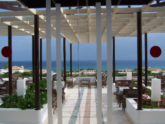 Aldemar Royal Mare Thalasso Resort: terrasse