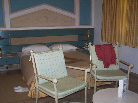 Aldemar Royal Mare Thalasso Resort: chambre