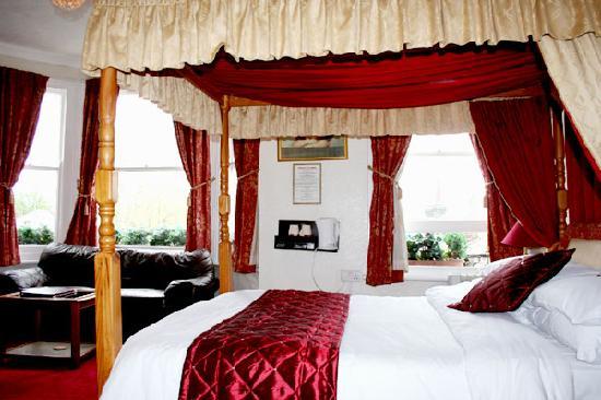 Ilfracombe House Hotel: Luxury Double En-suite