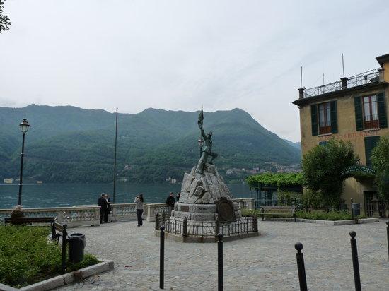 Carate Urio, Италия: hotel restaurant fioroni mai 2010