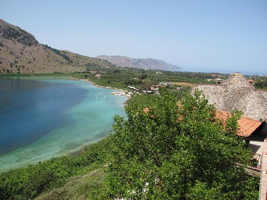 Filion Suites Resort & Spa: Please, please go to Kourna...the only freshwater lake in Crete