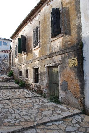 Old remaining building Agia Efimia