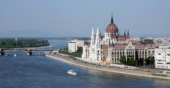 Budapeszt, Węgry: Parlement de Budapest