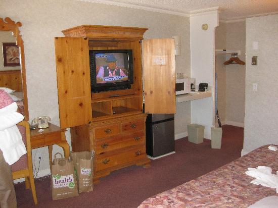 Sedona Motel: Inside 1