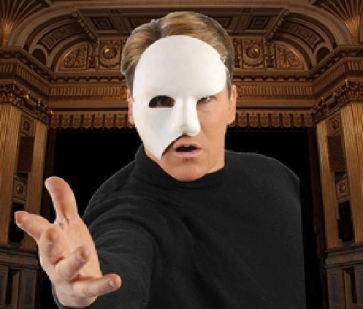 Larry G. Jones - Comic Singing Impressionist : Larry G Jones - Phantom of the Opera