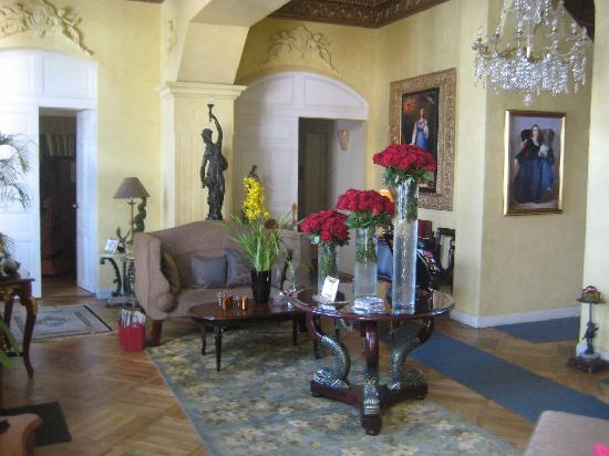 Boutique Hotel Mansion del Angel: Lobby