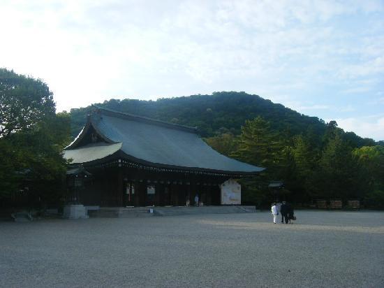 Kashihara, Japonia: 静謐