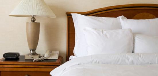 Hotel Visitel: clean bed