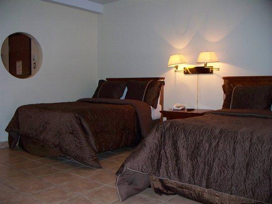 Hotel Visitel : Quadruple  room