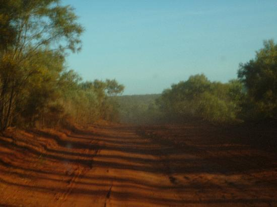 Broome, Australien: The road to Cape Leveque