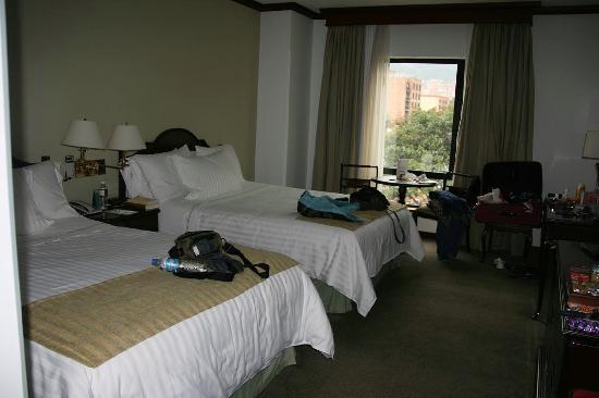 Hotel Morrison 84: Comfy Beds!