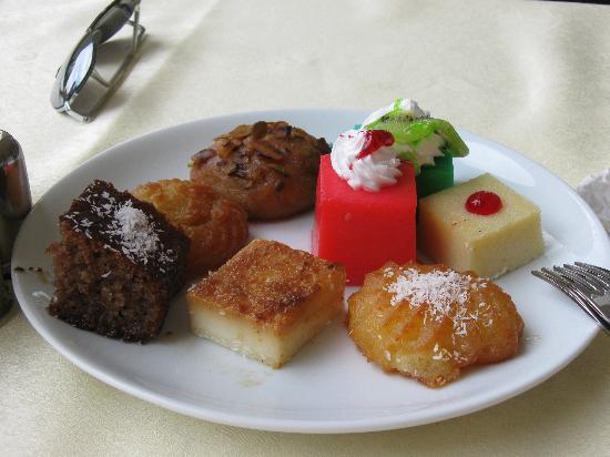 Batihan: desserts typiques