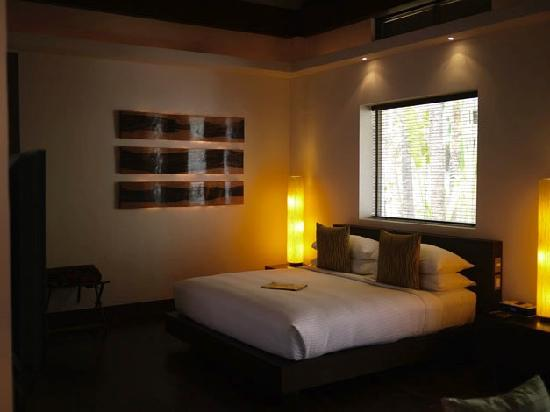 Abaca Boutique Resort: Bed