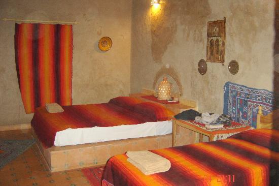 Guest House Merzouga: les chambres