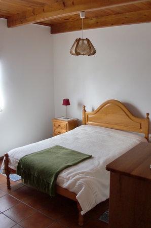 Casas do Capelo: Bedroom