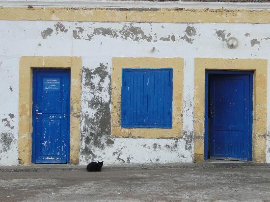 Riad Malaika : Essaouira streets