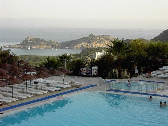 Caria Holiday Resort: veiw from the hotel