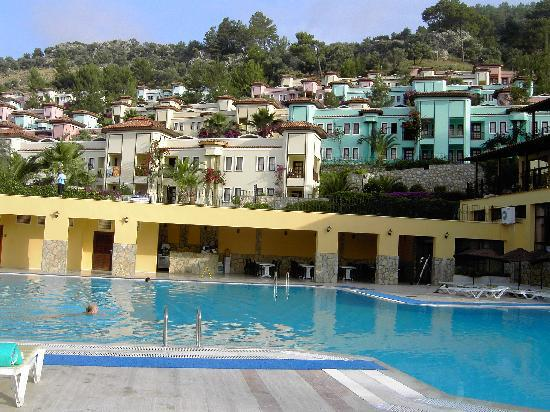 Sarigerme, Turkey: hotel