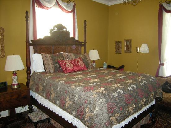 Oakwood Inn Bed and Breakfast: Lane Room