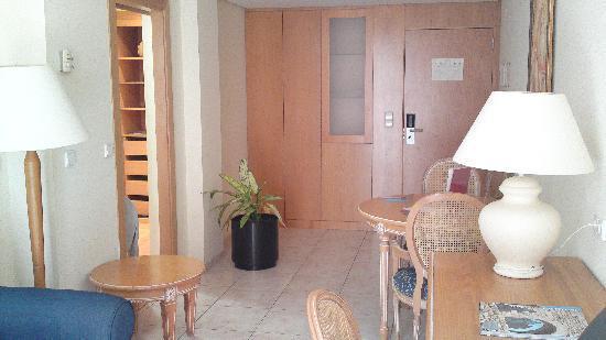 Hotel & Spa Peniscola Plaza Suites: Salón de la Suite