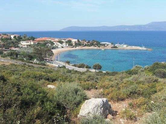 Seferihisar, Türkei: Teos - next bay