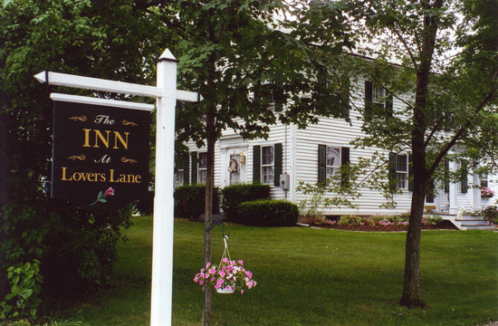 Bridport, VT: Inn at Lovers Lane
